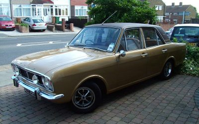 The Legendary Ford Cortina Mark III