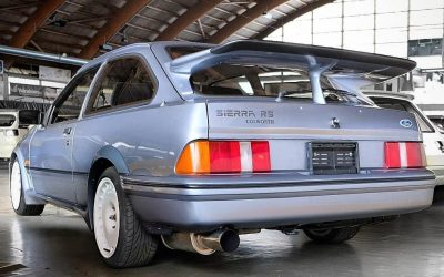 The Ford Sierra RS Cosworth